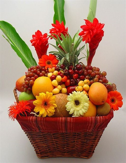 روائح الفواكه والأزهار والعلاقات الاجتماعية